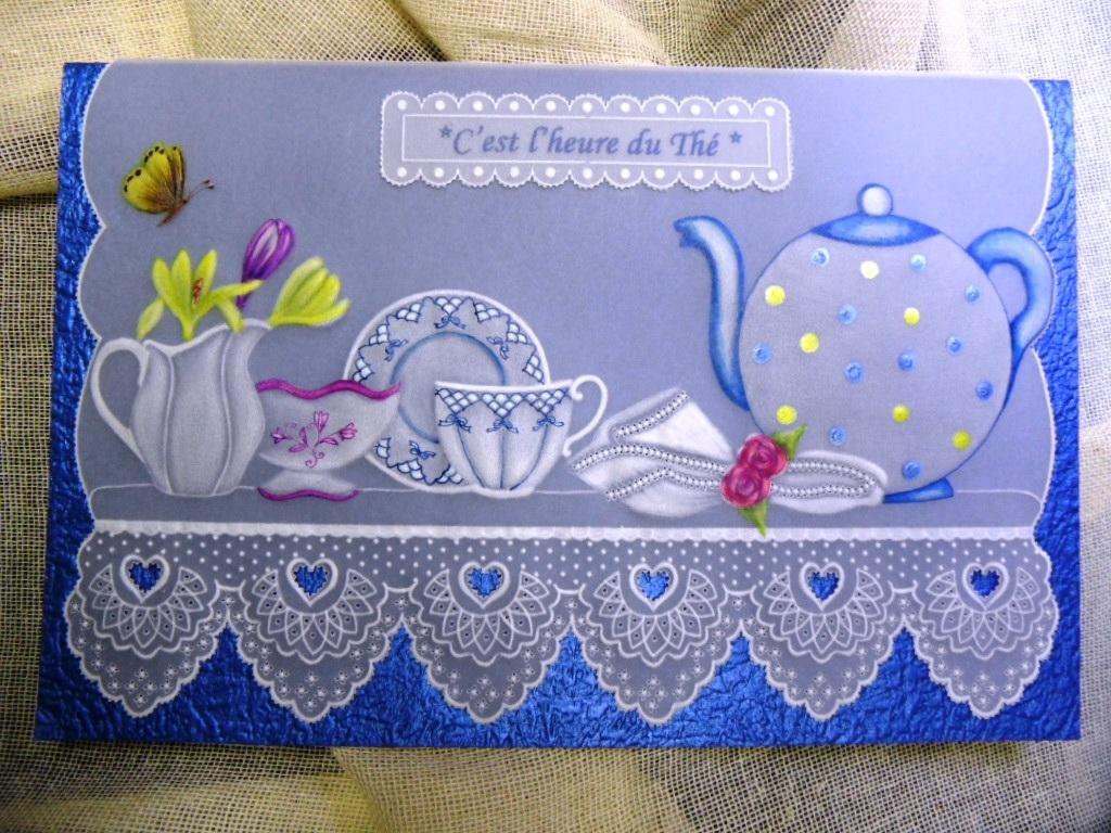 Carte feminine 012