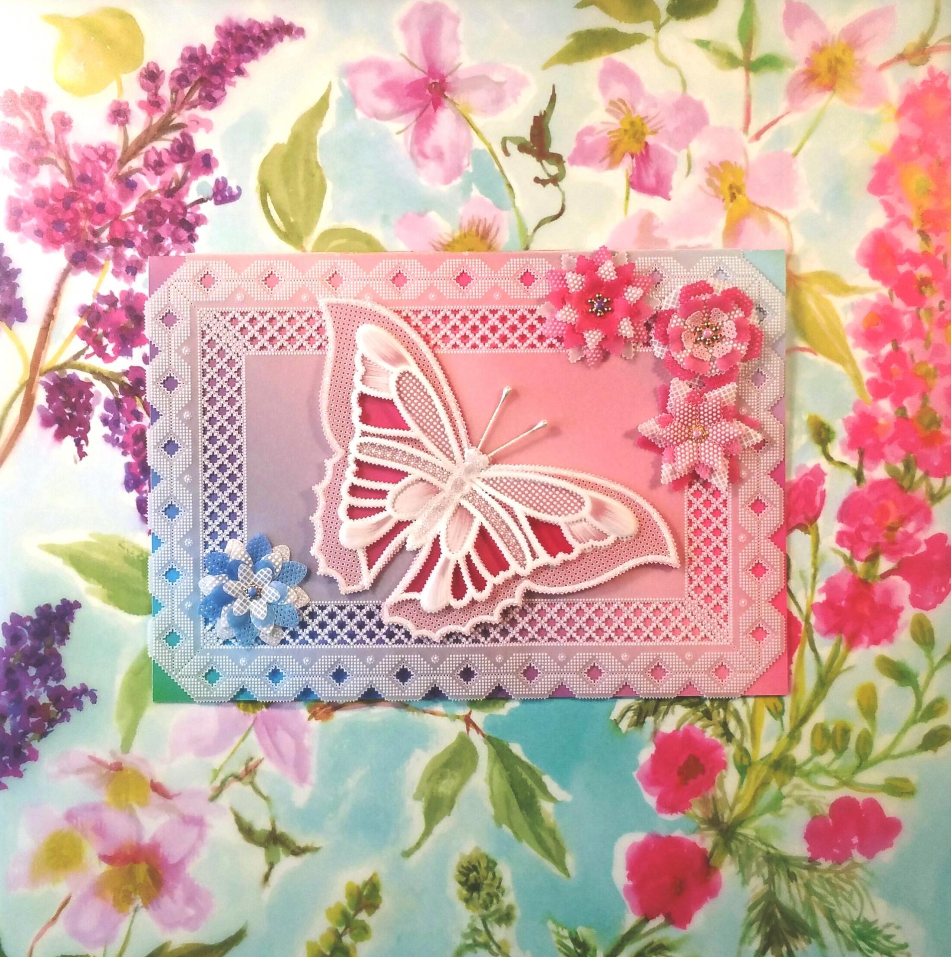 Carte papillon 001