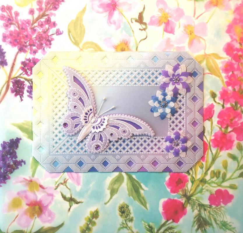 Carte papillon 002